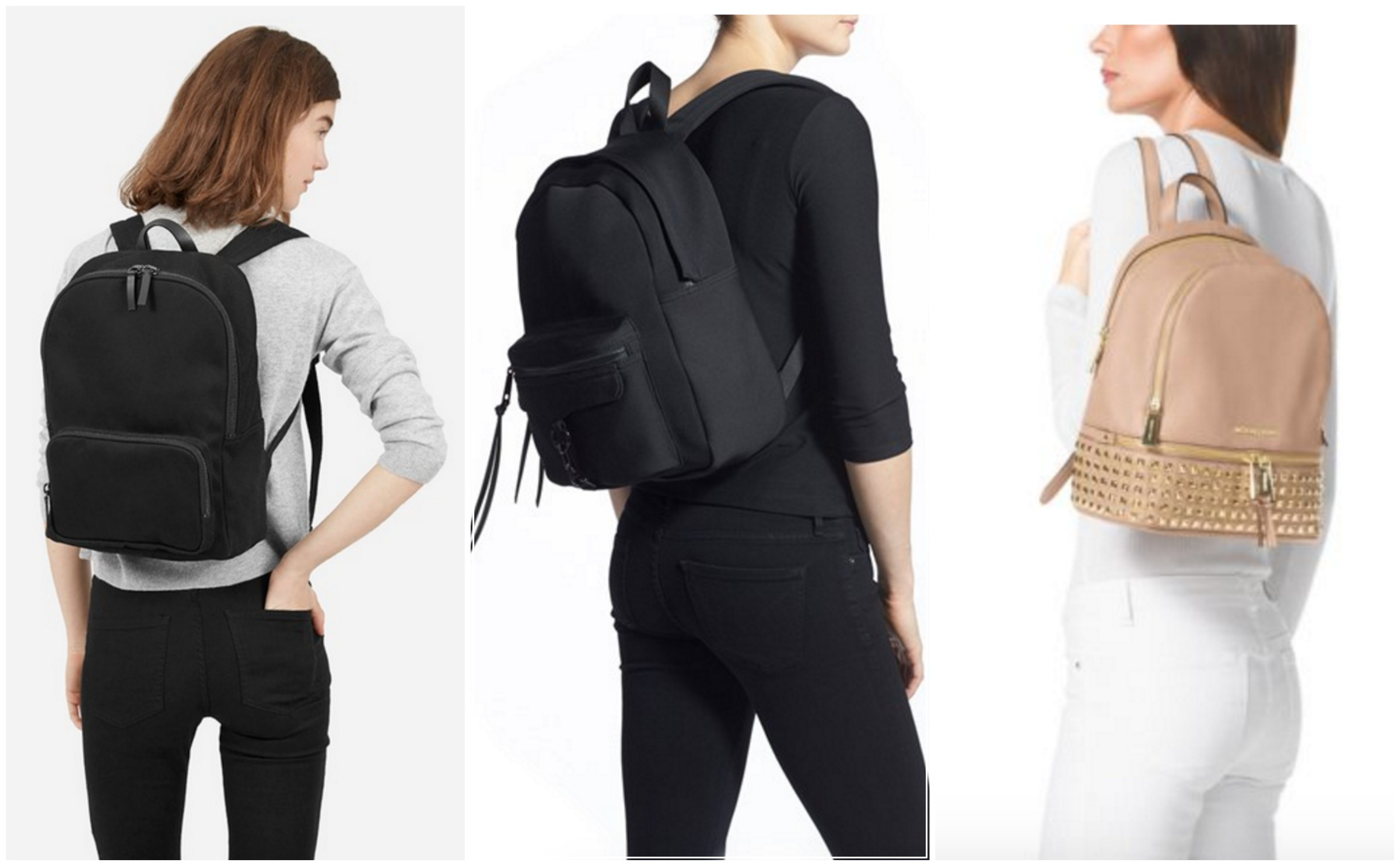 3 affordable backpacks for fashionable young women asian fashionistas
