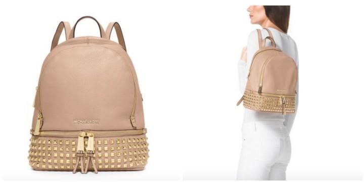 FashionableBackpacks_MichaelKors_RheaStudded