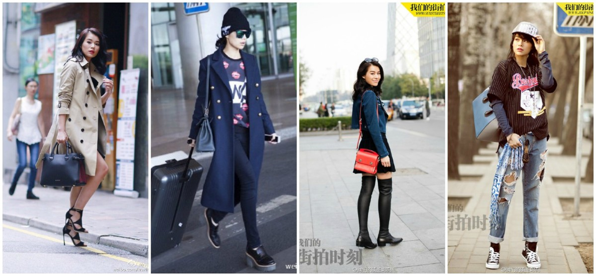 4 Street Style Outfits Inspired by Myolie Wu