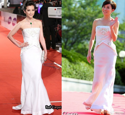 CharmaineSheh_LiBingBing_Christian Dior White Gown