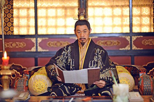 EmpressOfChina_ZhangFengYi