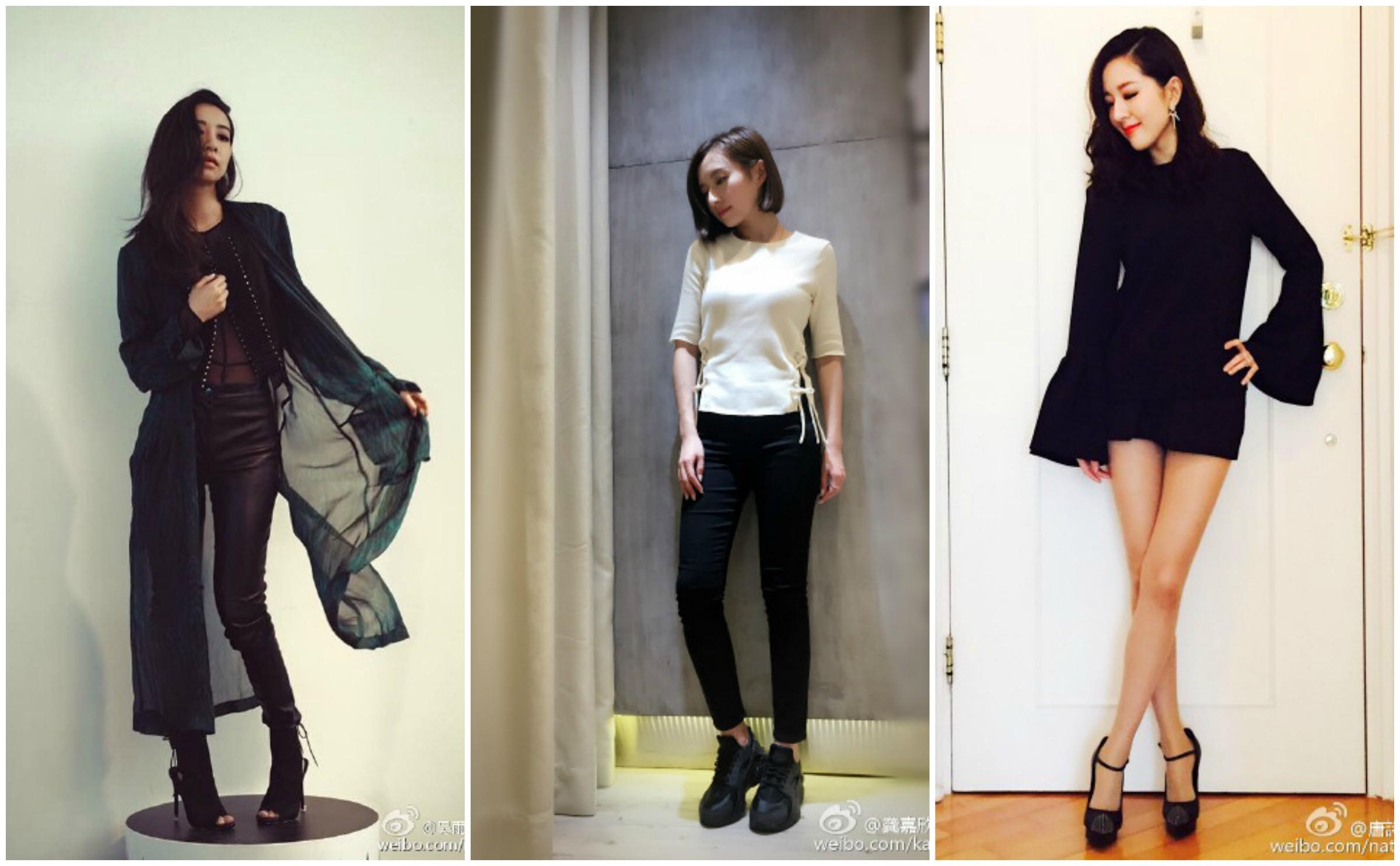 Hong Kong Celebrity Street Style: Kary Ng, Katy Kung