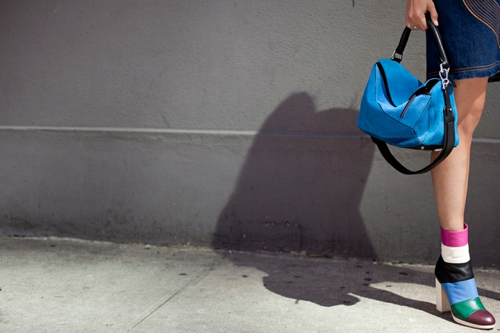 LoewePuzzleBag_blue