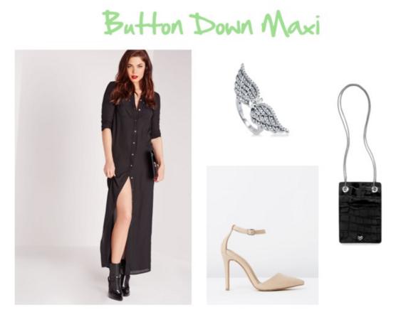 ButtonDownMaxi