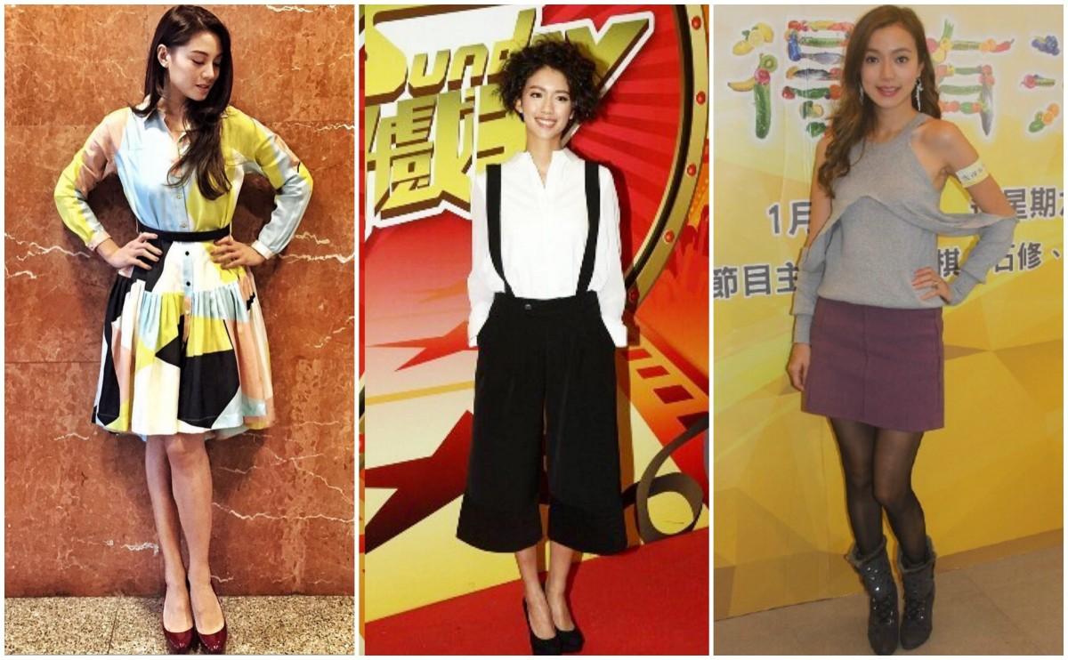 Fashion Flop: Bernice Liu, Sisley Choi, Charmaine Li