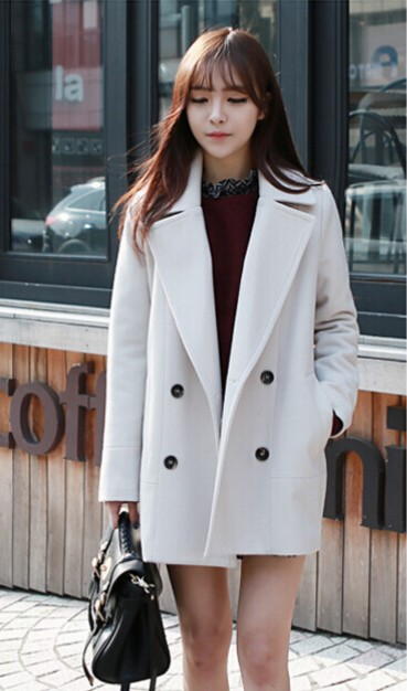 Wool Coat_AsianGirls