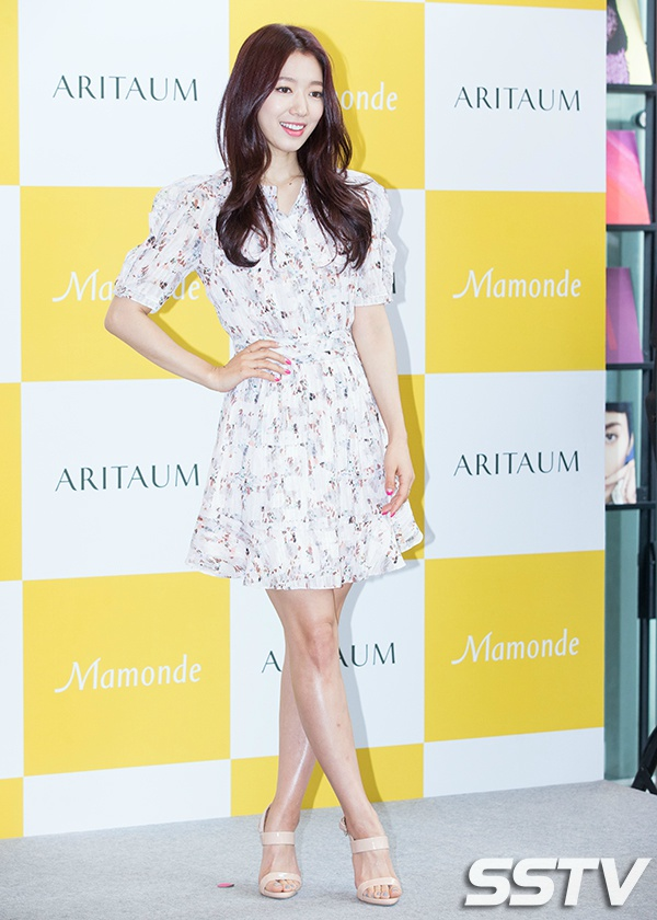 ParkShinHye_FloralDress