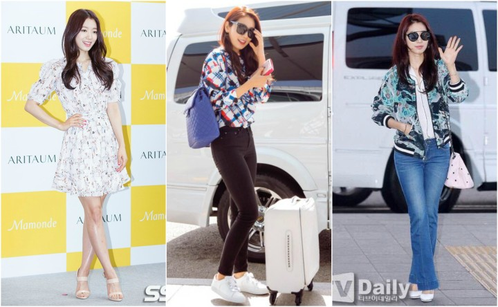 ParkShinHye_Spring Styles